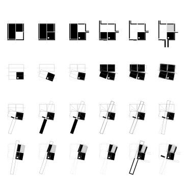 Morphological diagrams