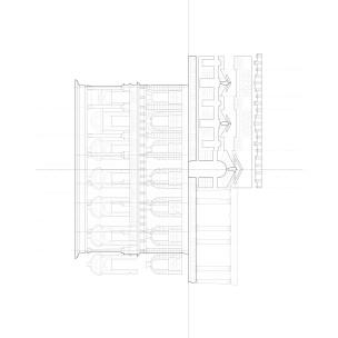 Triglyphs, keystones, and columns oscillate at Romano's Palazzo del Te and Sanmicheli's Palazzo Bevilacqua